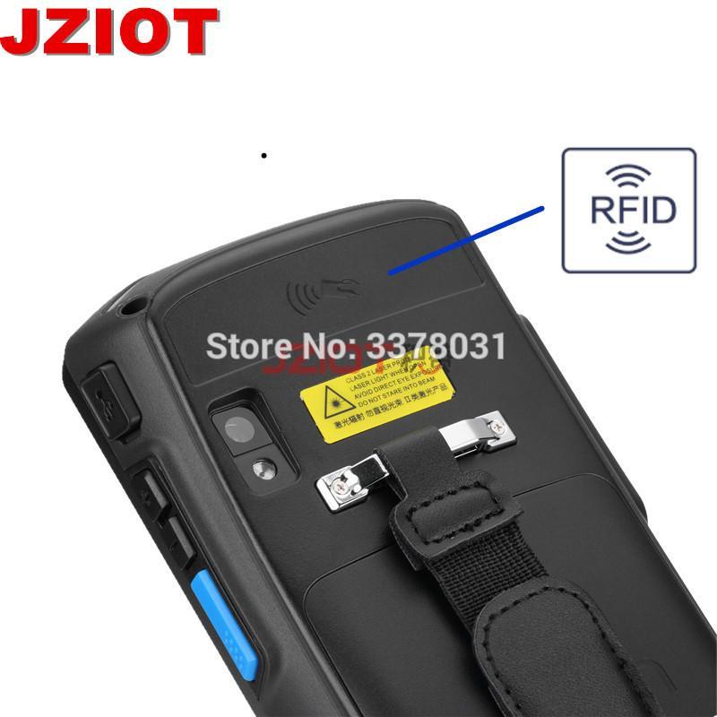 Handheld android NFC / 125khz rfid reader nfc data terminal pda