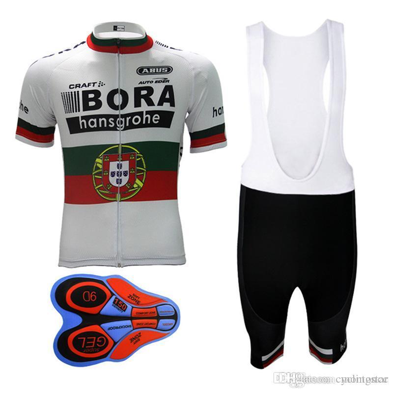 2017 Bora Cycling Jersey Set Summer Ropa Ciclismo Hombre Bike ... d3d1c1456