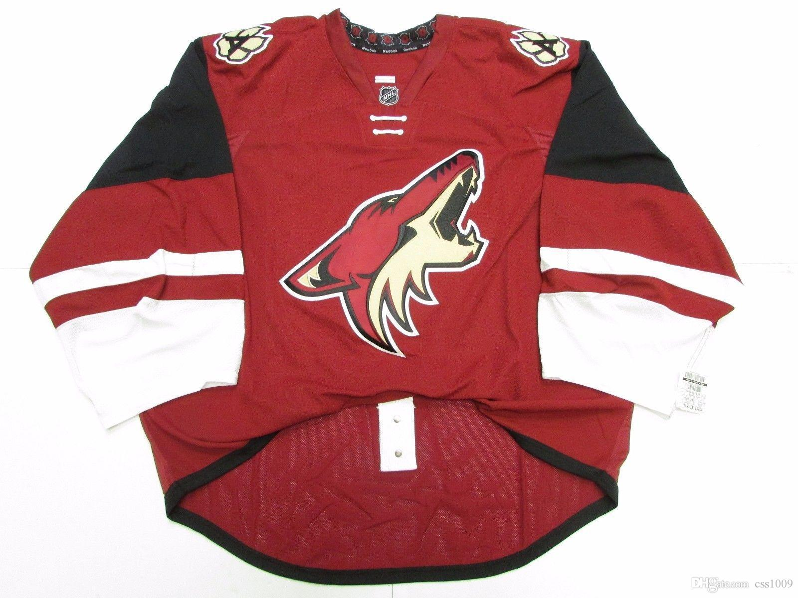 new products c7dbd ace70 norway arizona coyotes home jersey 4c6f0 7ef7a