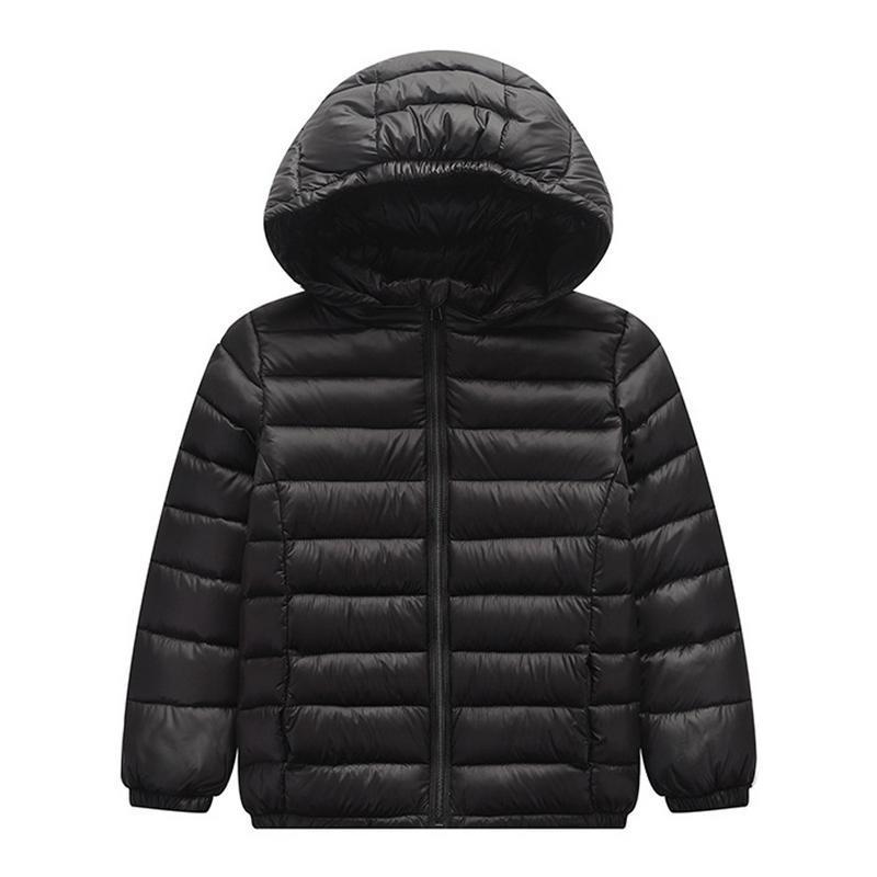 b248affd9 Light Children s Winter Warm Jackets Kids Duck Down Coat Baby Jacket ...