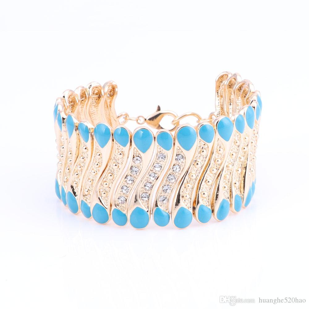 African Beads Jewelry Set Dubai Bridal Jewelry Sets For Women Nigerian Wedding Jewelry Vintage Statement Necklace Set