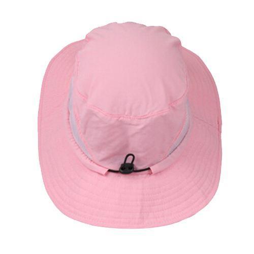 Bucket Hat Boonie Hunting Outdoor Wide Brim Camo Sun Cap Fishing ... bdd191cf13b