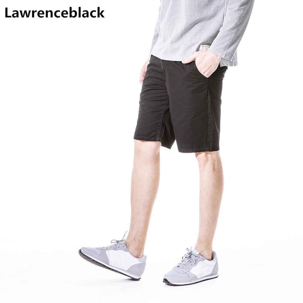 f1767d8b57 Lawrenceblack Men Cargo Shorts 2018 Summer Brand Clothing New ...