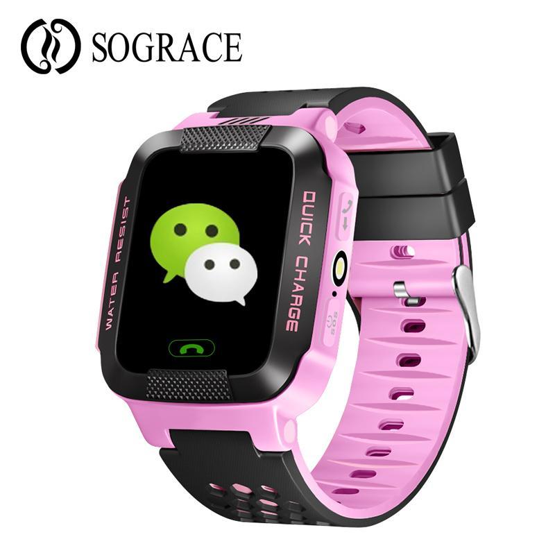 Smartwatch Bluetooth Gps Smart Watch Kinderuhr G21 Mit Lernen Sos