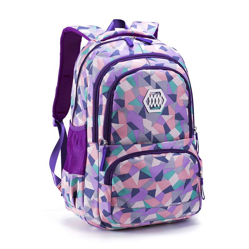 9b2766499621 2018 Waterproof Children School Bags Girls Primary Princess Backpack Kids  Orthopedic School Backpcak Schoolbags Mochilas Escolar Y18100804 Backpacks  ...
