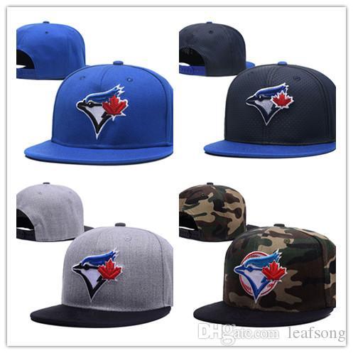 2019 New Snapback Cap Blue Jays Baseball Hat Men Women Casquette Sport Hip  Hop Mens Womens Basketball Cap Adjustable Good Quality Bone Gorra Hats  Online Cap ... d38888c84