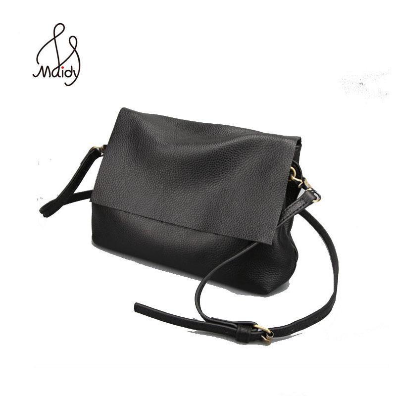 7fc9aa9a8ce1 Vintage Handmade Handbags Women Bags Designer Shoulder Messenger Real  Cowhide Bag Genuine Leather Natural Envelope Clutch Bag Ladies Purses  Designer ...