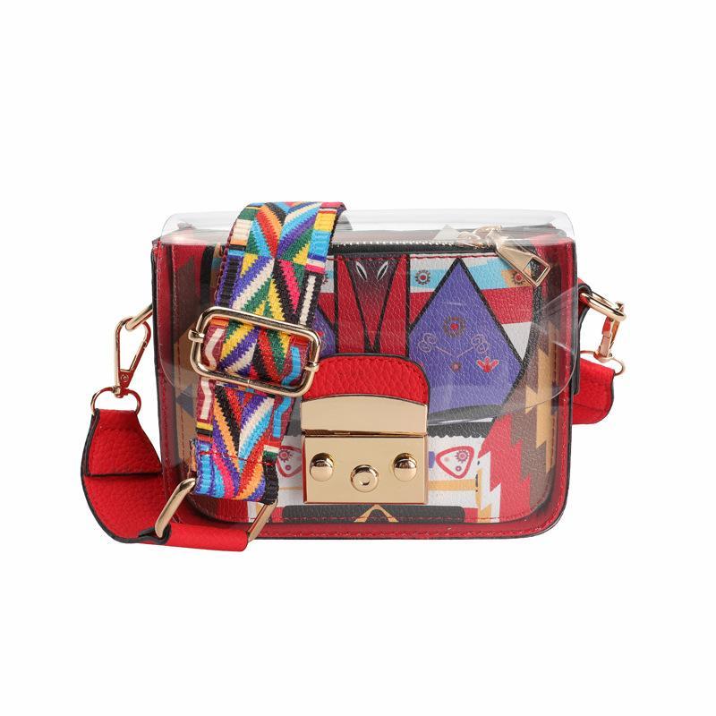 a11bfd7510c5 Bolsas Feminina Sale Luxury Handbags Bags Designer Transparent Bag Mini  Small Broadband Satchel Summer Jelly 2018 New Trend Hobo Bags Designer Bags  From ...