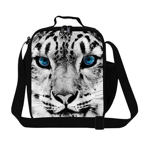 a5a067d4b61b 2017 Tame Tiger Small Cooler Bags for Teen Boys Kids Animal ...