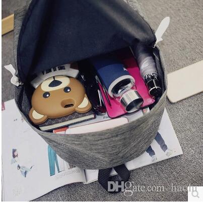 Мода рюкзак Мужские сумки бренд дизайнер известные рюкзаки сумка рюкзаки мужчины дорожная сумка холст сумка простые сумки Водонепроницаемый рюкзак
