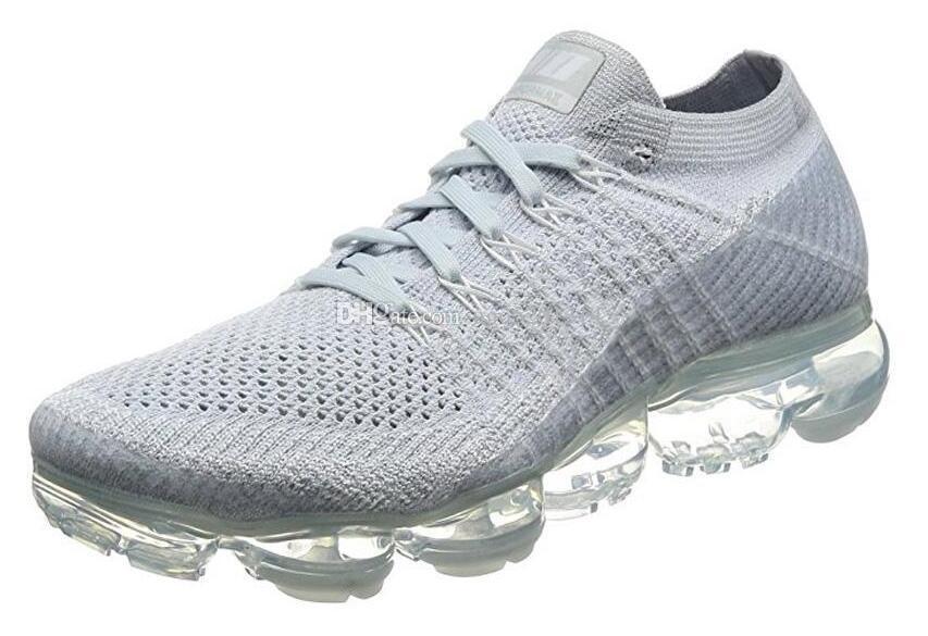 2d87519b46 Designer 2018 Air Cushion Mens Running Shoes For Men Sneakers Women ...