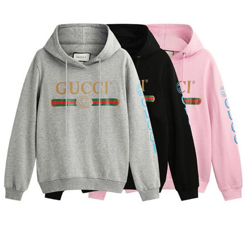 9edf5daf Designer Hoodies Men and Women Brand Hoodie Luxury Letter Pullover Long  Sleeve Men Streetwear Clothing Size M-2XL