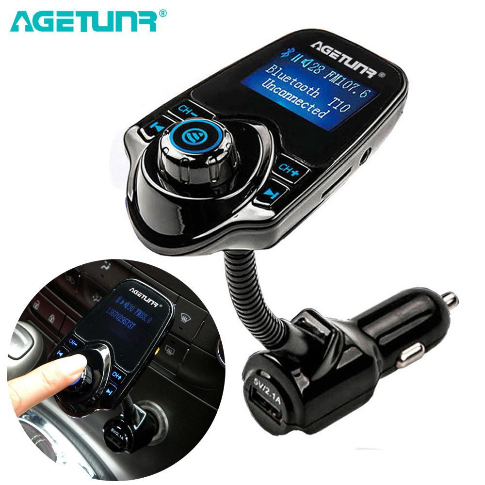 2019 agetunr bluetooth car kit handsfree set fm transmitter mp32019 agetunr bluetooth car kit handsfree set fm transmitter mp3 music player 5v 2 1a usb car charger support micro sd card 4g 32g from yaritsi,