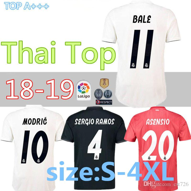 Fußball-Trikots Real Madrid FULL SPONSOR player issue sweater shirt Ronaldo Bale Modric Ramos 1