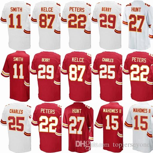 7202faee7fd ... coupon code for 2018 mens 2018 kansas city chief jersey 15 patrick  mahomes ii 22 marcus