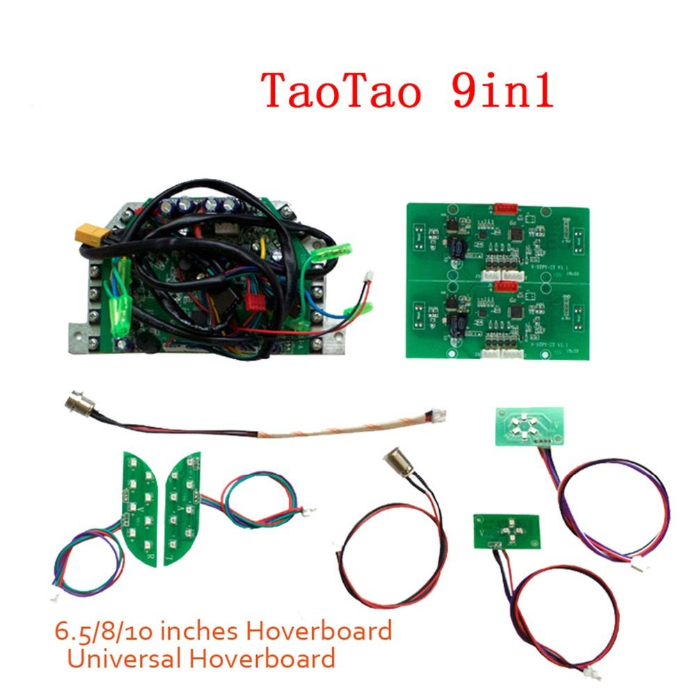 Taotao Universal Repairfor 65 8 10inch 2 Wheel Self Balancing Electronic Circuit Contol Boards Repair Electric Scooter Parts Pcb Hoverboard Motherboard Control Board Skate Cheap