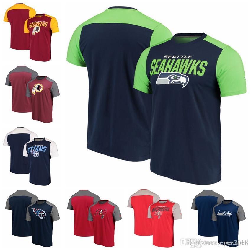 Color Block Washington Redskins Tampa Bay Buccaneers Seattle ... 331669bb3