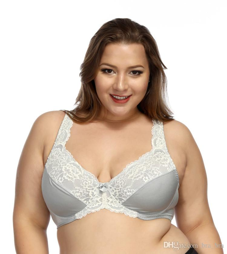 8fc563497c 2019 Sale Women S Large Size Lace Bra With Underwire Lace Ultra Thin  Breathable No Breast Pad From Bra bra