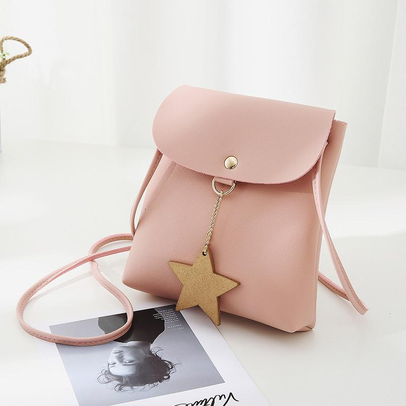 d2e2856c085 Hot Sale Wave Mini Five Pointed Star Tassel Handbag Mobile Phone Bag Women Shoulder  Bags Change Small Messenger Bag 6 Choices Hobo Purses Leather Bags For ...