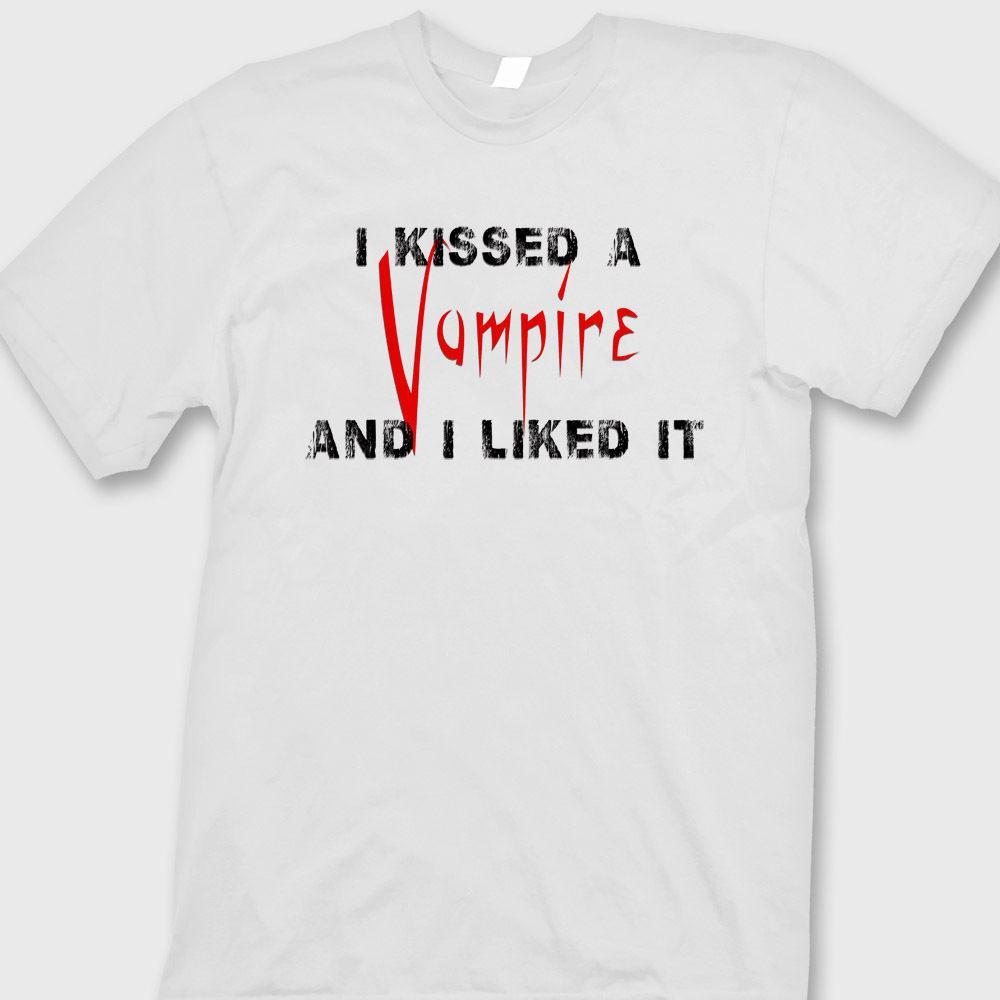 Satın Al Ben Vampir öldü Ve Ben T Shirt Komik Alacakaranlık Gerçek
