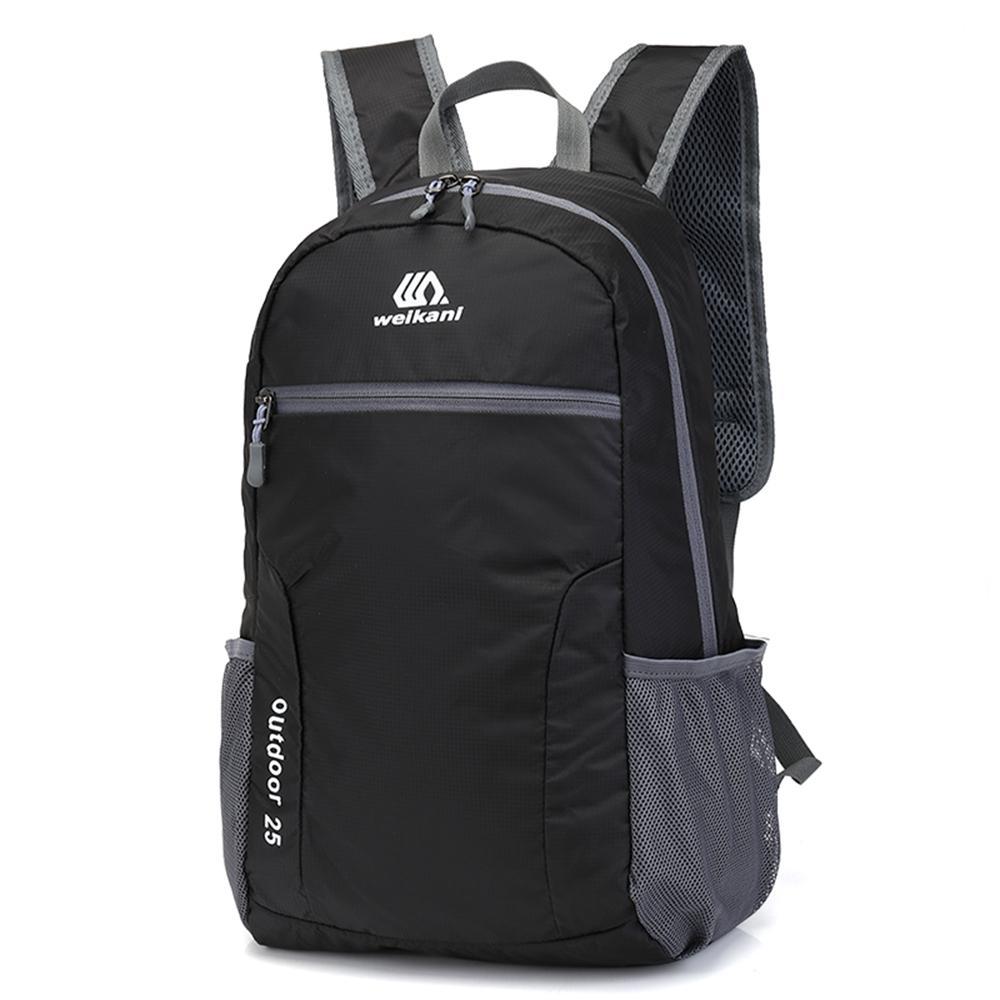 e5125b0051 WEIKANI 25L Ultralight Packable Backpack Waterproof Shoulder Bags ...