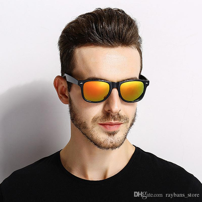 409409f63416c0 2018 Polarized Sunglasses Men UV400 Square Mirror HD Driving Sun Glasses  Retro High Quality Lunette De Soleil Homme 2140 Online with  14.38 Piece on  ...