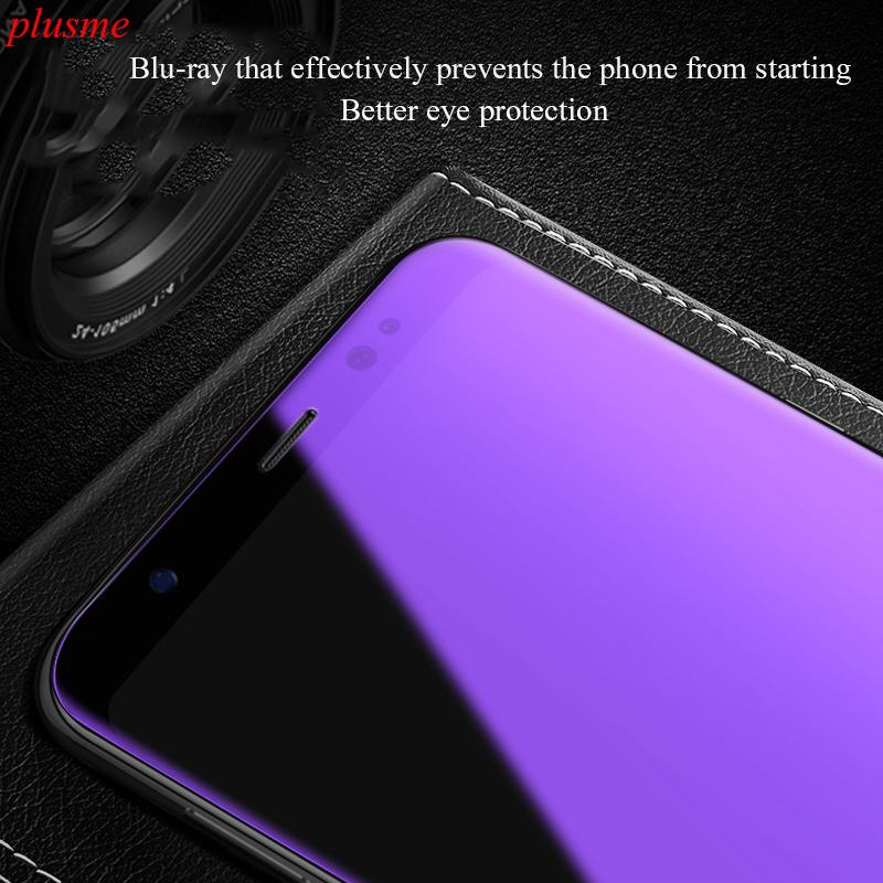 3d Hd Anti Blue Light Ray Soft Hydrogel Film For Samsung Galaxy S8