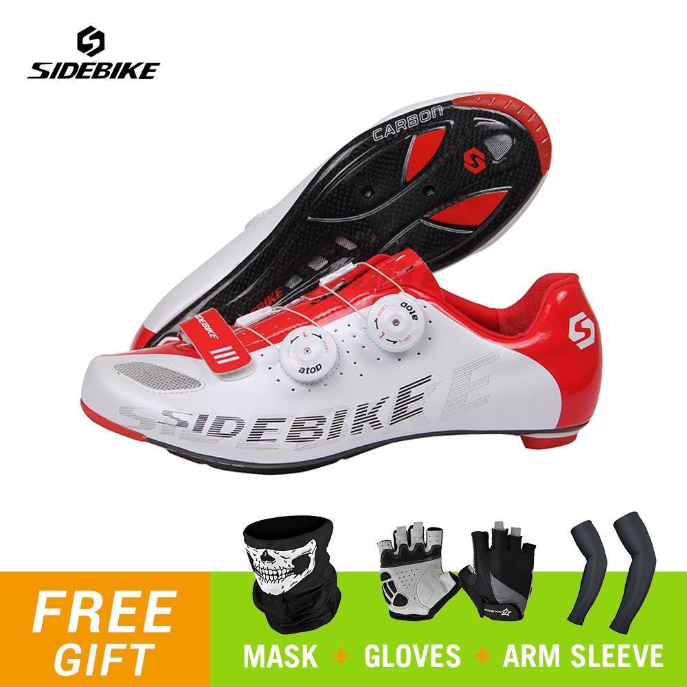 Turnschuhe Sport & Unterhaltung Ultraleichte Carbon Fiber Radfahren Schuhe Fahrrad Mtb Mountain Road Bike Schuh Für Männer Atmungs Auto-lock Sportlich Reiten Schuhe