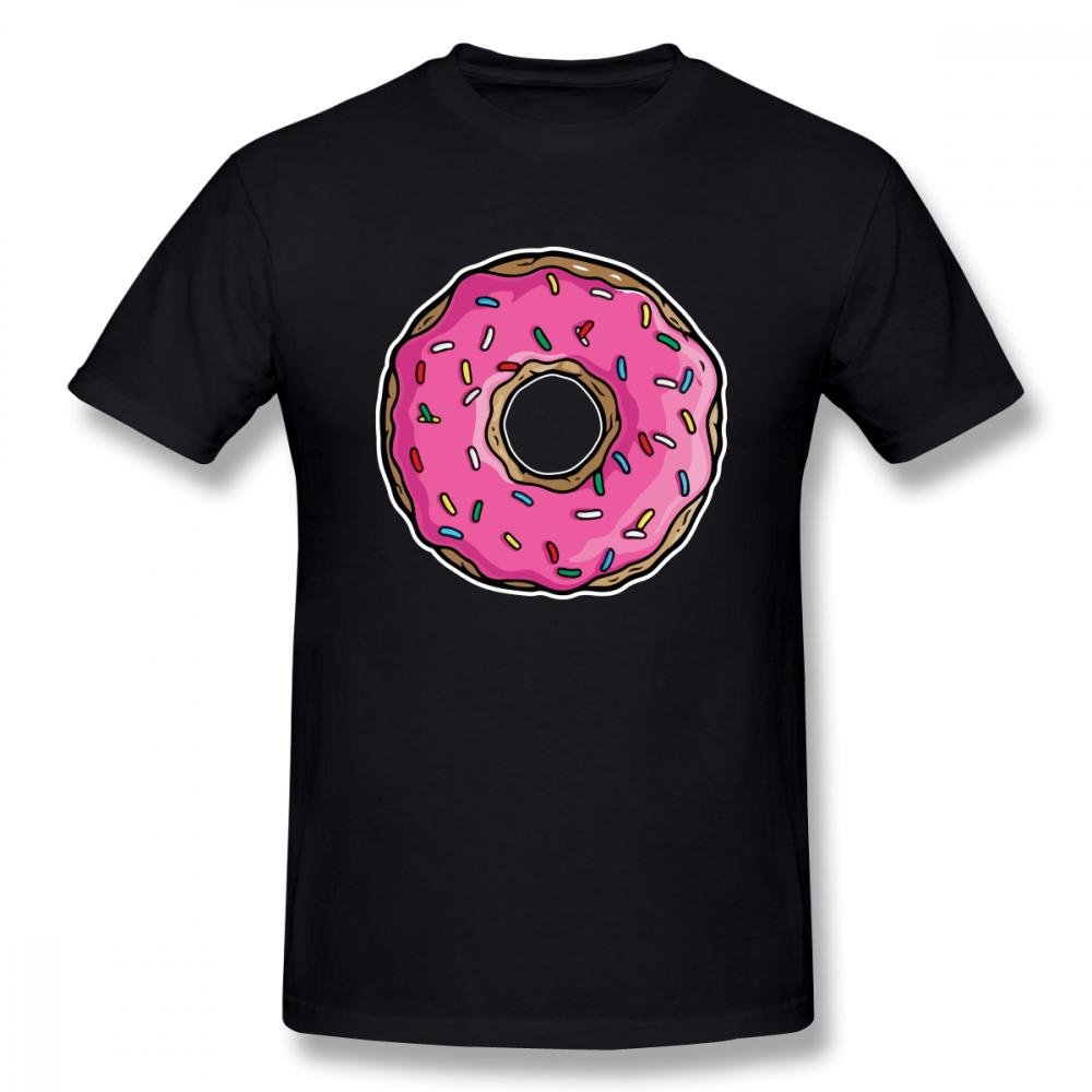53b1447b Male I Love Donut T Shirt Funny Food Doughnut Custom Short Sleeve O Neck T  Shirt Awesome T Shirts For Sale White T Shirts With Designs From  Aringstore, ...