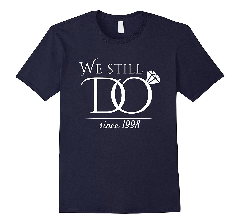 Grosshandel 20 Hochzeitstag T Shirt Lustig Fur Verheiratet 1998 W