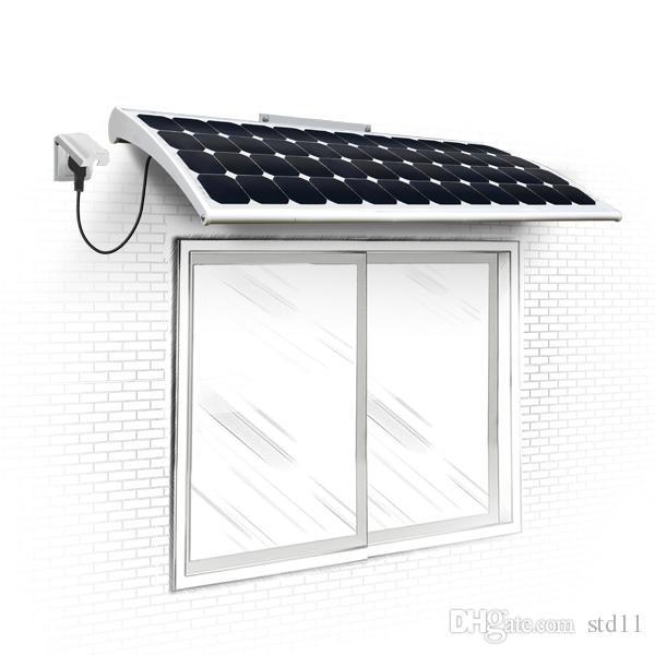 Hanergy Solar Window Micro Inverter Smart Power Supply