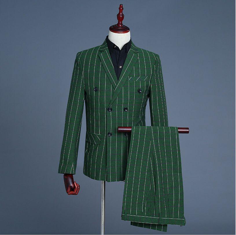 Großhandel Jacke + Pants + Weste Männer Anzug Hochzeit Anzug Mann ...
