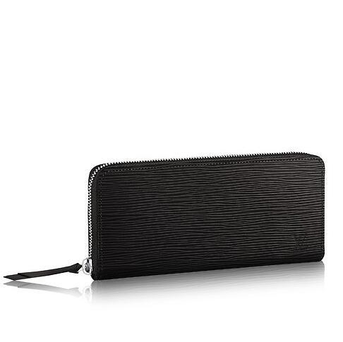 a05d4b273ca CLÉMENCE WALLET BLACK M60915 Real Caviar Lambskin Chain Flap Bag LONG CHAIN  WALLETS KEY CARD HOLDERS PURSE CLUTCHES EVENING