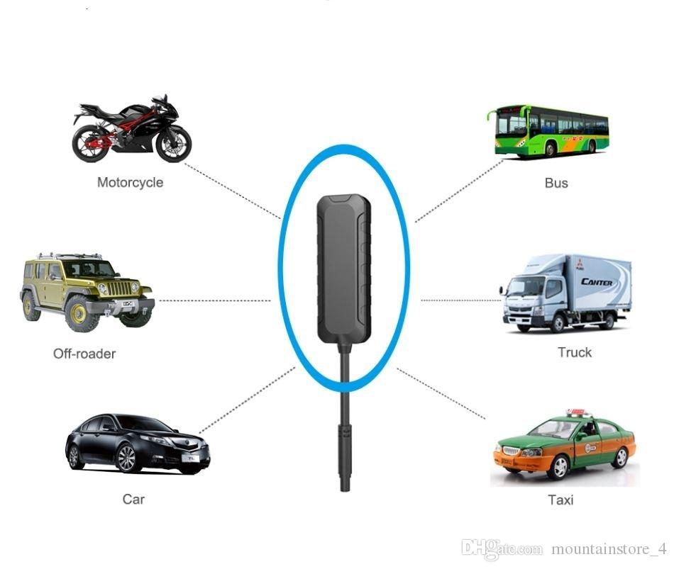 HIgh Quality Mini Real Time Vehicle GPS tracker,IPX5 waterproof,ACC detection,Compact size,GPS+LBS ,Multiple alarms,No Monthly Fee