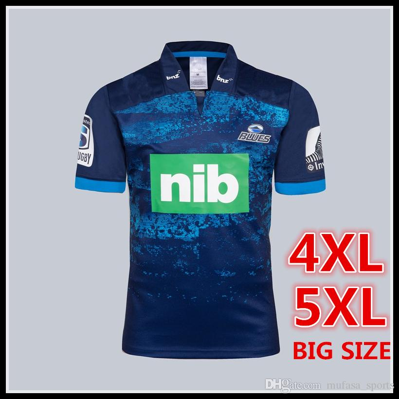 c8e86bd3e26 2019 Blues Super Rugby Home And Away Jersey 2018 2019 New Zealand Rugby  Jerseys Casual Clothes Shirt S 5xl From Mufasa_sports, $17.73 | DHgate.Com