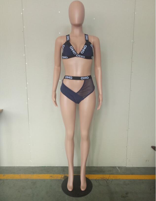 f211ac9766d1 PINK verano Cintura alta sexy rocíoBota bikini dos piezas de bikini Cofre  grande Bikini traje de baño femenino Pechos pequeños se reúnen en trajes ...