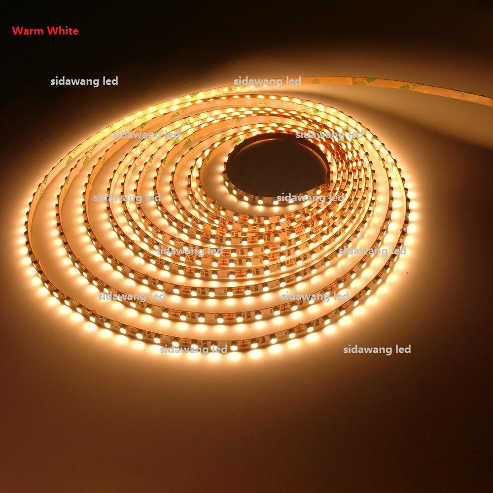 Cri 95ra 5mm led strip lights 3528smd 12vdc 5m 120ledsm cri 95ra 5mm led strip lights 3528smd 12vdc 5m 120ledsm nonwaterproof flexible strip led lighting for small narrow space rgb ledstrip color changing led aloadofball Image collections