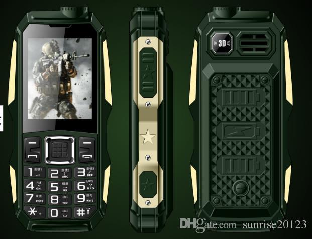 Soldes Smartphones L énergie Électrique Militaire Petit Trois Téléphone  Anti Mobile, Longue Veille Vieux Téléphone Portable Vieille Machine Homme,  ... 1779edfac71