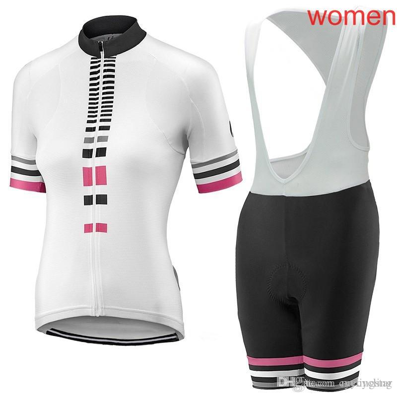 2018 LIV Women Cycling Jersey Suit Summer Quick Dry Cycling Clothing ... 319be7073