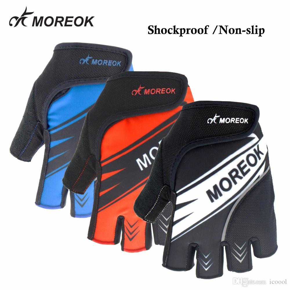 Wholesale Cycling Gloves Half Finger Shockproof GEL Breathable Outdoor MTB Road Bike Bicycle Gloves Sport Gloves Mitten for Men Women