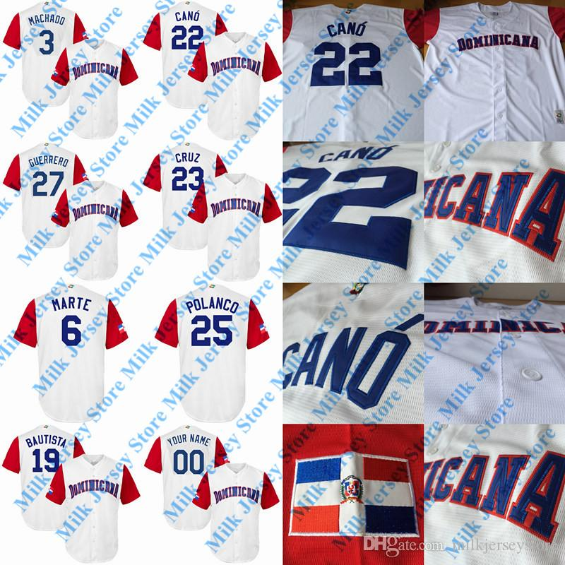 5f6216d11 mens dominican republic baseball 19 jose bautista majestic white 2017 world  baseball classic stitched authentic jersey