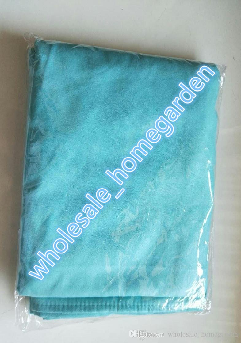 Ready to ship cheapest Lounge Chair Cover 215*75cm Beach Chair cover summer party accessory opp bag
