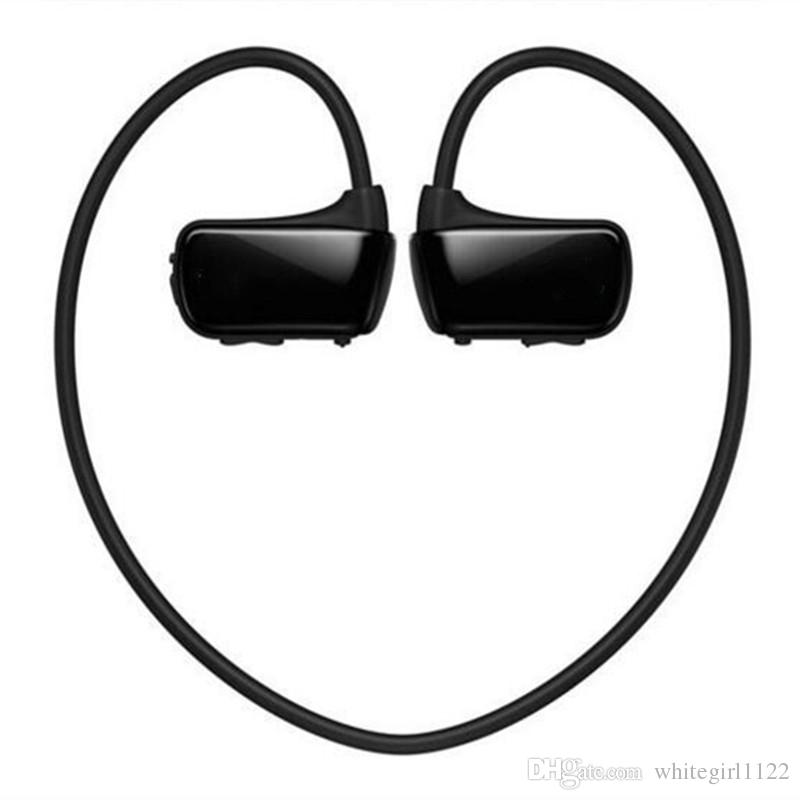 2018 Fashion Headset Stereo Walkman 4GB Mp3 Music Player W273 Sports Headphones Prevent Sweat Running Earphone Mp3 Music Player