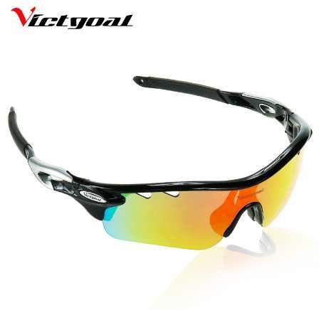 8c2ec9e817 VICTGOAL Polarized Ciclismo Gafas UV400 Protect Bicycle Men Women Gafas De Sol  Deporte Al Aire Libre Correr Ciclismo Bicicleta Eyewear 5 Lente Por ...