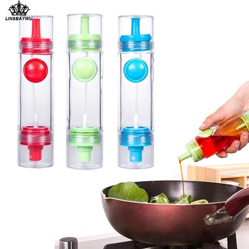 e66ef1173433 Oil Spray Bottle Spray Pump Mist Sprayer Olive Pump Spraying Bottle Sprayer  Can Vinegar Spraying Bottle Cooking BBQ Kitchen Tool