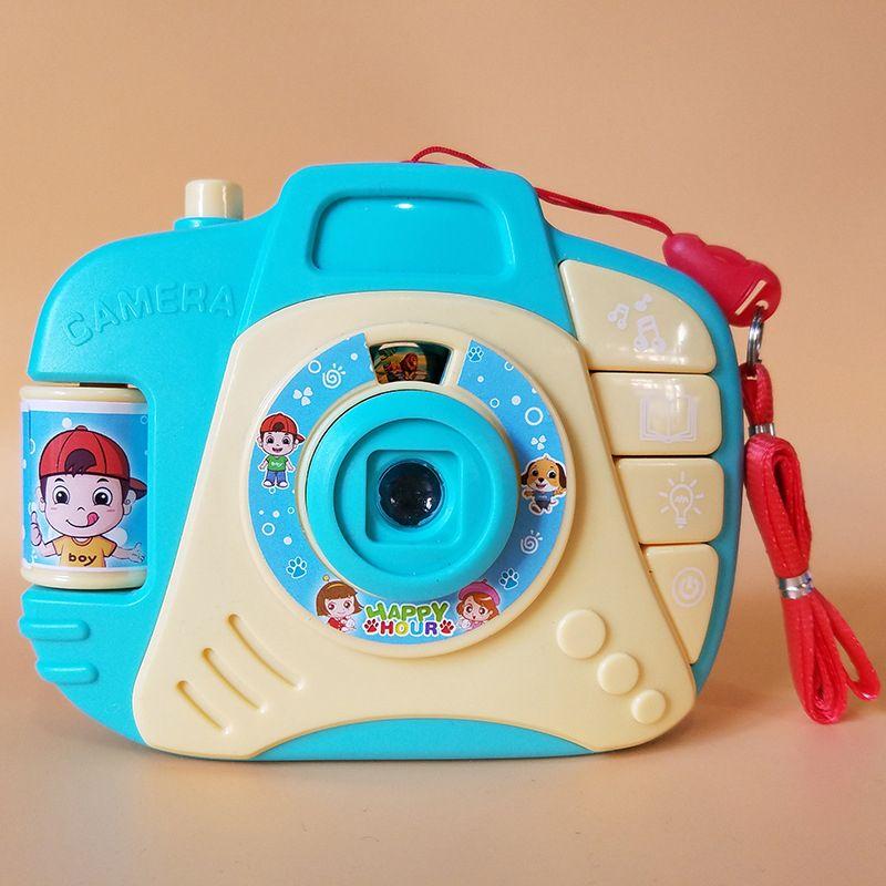 Sonstige Kinder Sounding Elektrische Projektion Spielzeug Kamera Ausbildung Lernspielzeug