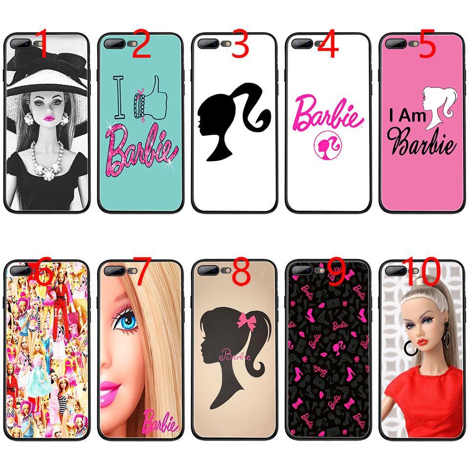 coque barbie iphone 8