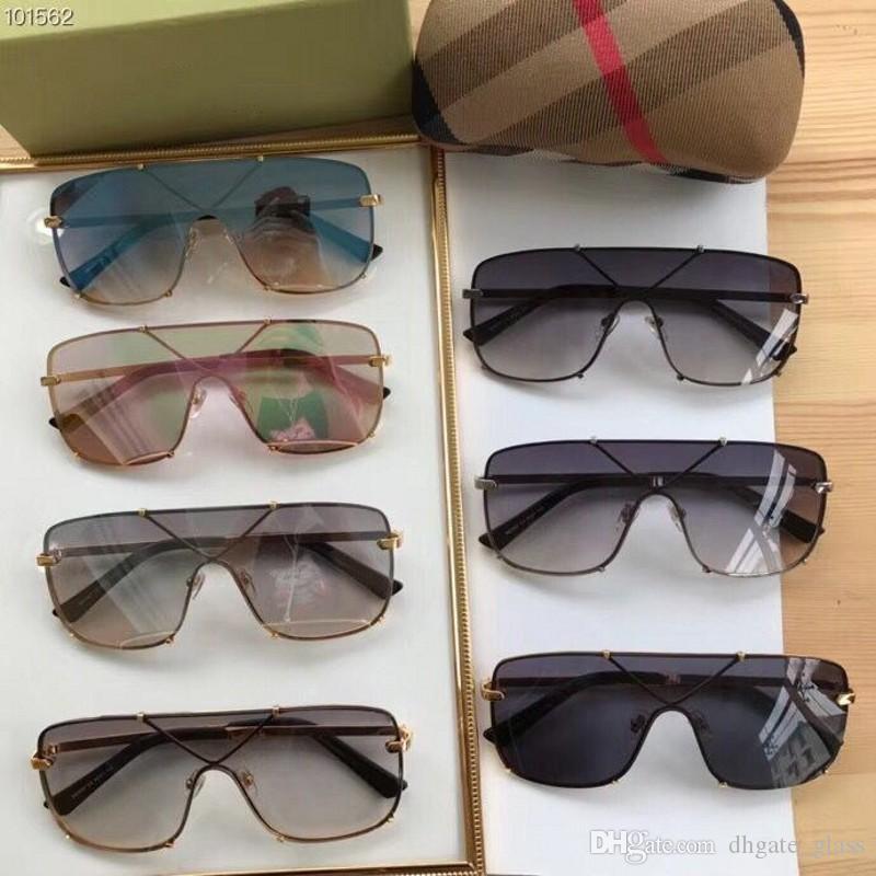 cb5e4521c7 Compre Para Mujer Gafas De Sol De Diseño Gafas De Sol De Gran Tamaño Lentes  De Nylon Señoras Marcos Gafas Gafas De Protección UV UV400 Con Caja A  $28.13 Del ...