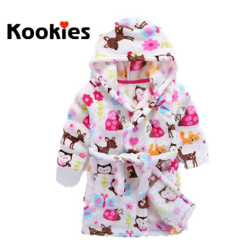 Wholesale New Arrival Winter Autumn Baby Bathrobe Pijama Boy Girl ...