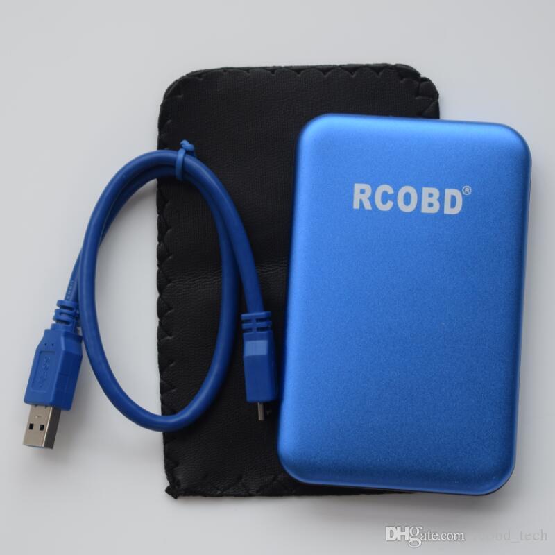 Alldata neueste Version Alle Daten V10.53 R und Mitchell Autoreparaturdaten mit 1 TB hdd Festplatte Bester Preis